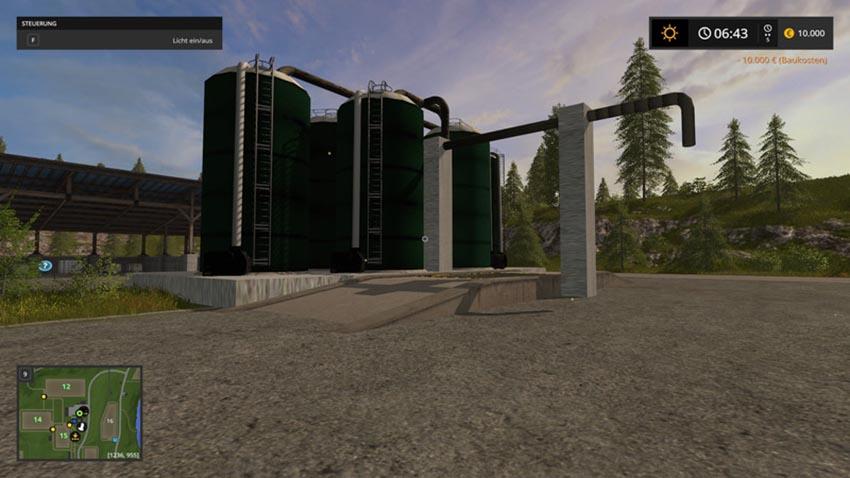 Feed silo V 1.0