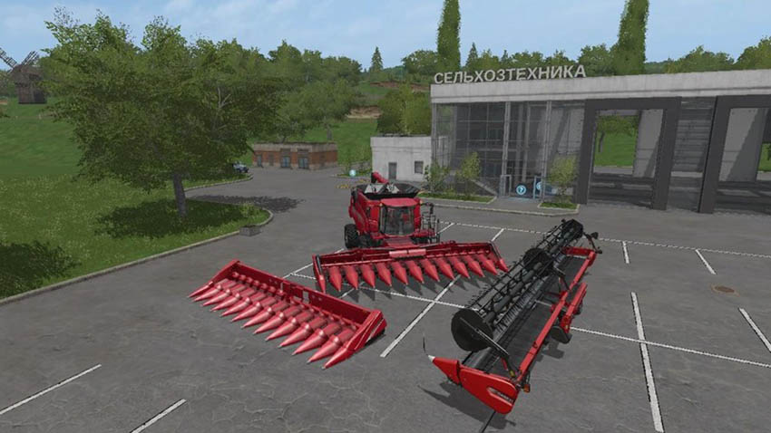 CASE IH Package v 3.0