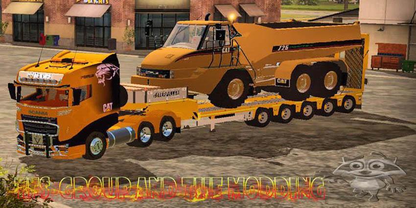 Caterpillar Transports V 1.0