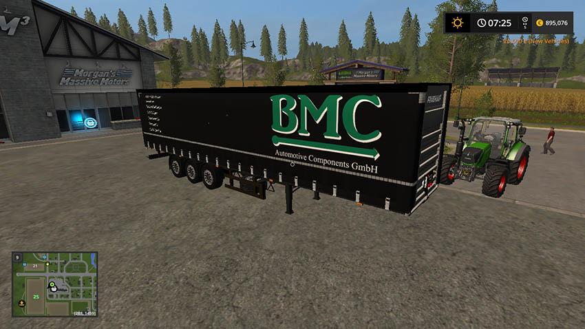Exportrans semitrailers V 1.0