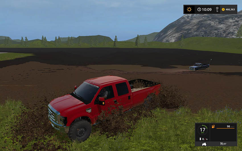 Ford F350 Daily Driver Edit V 1.0
