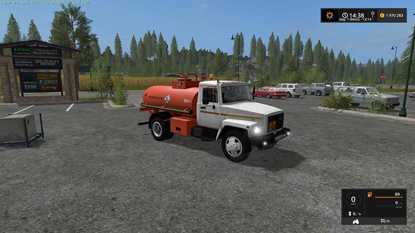 GAZ 3309 ATZ 4.9 v 1.0