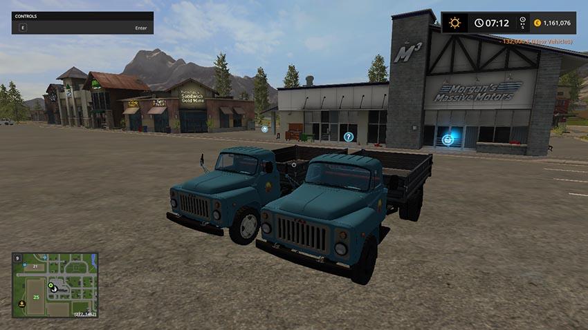GAZ 53 V 2.0