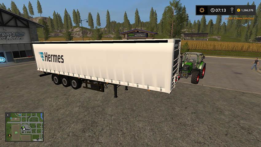 Hermes Plan semitrailer V 1.0
