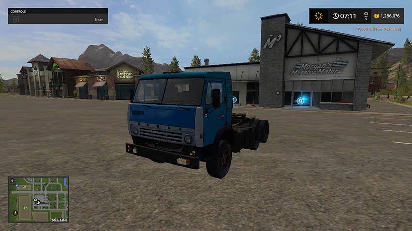 KamAZ 5410 V 1.2