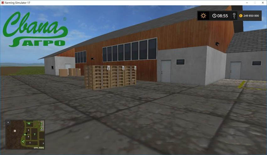 Kartonfabrik placeable v 1.0