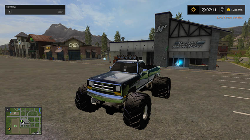 Offroad Dodge Cummins V 1.0