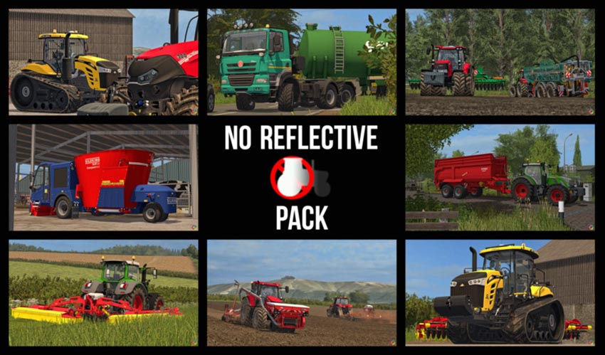 Pack no reflective V 1.0