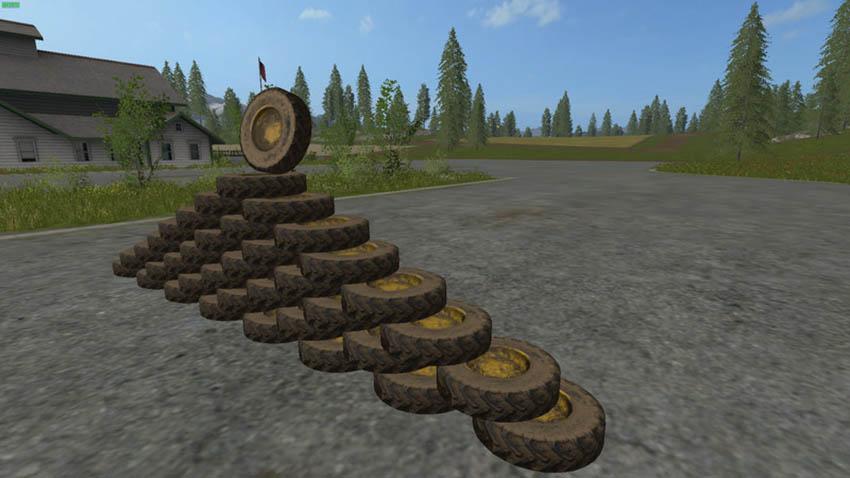 Tire Wall V 1.0