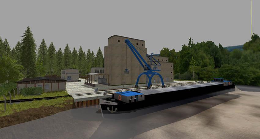 Inland port V 1.0