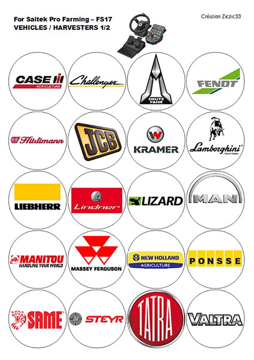 33 logos agricole Saiteck Pro v 1.0