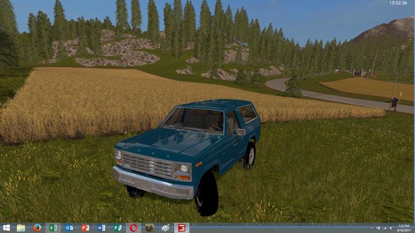 Ford Bronco V 1.0