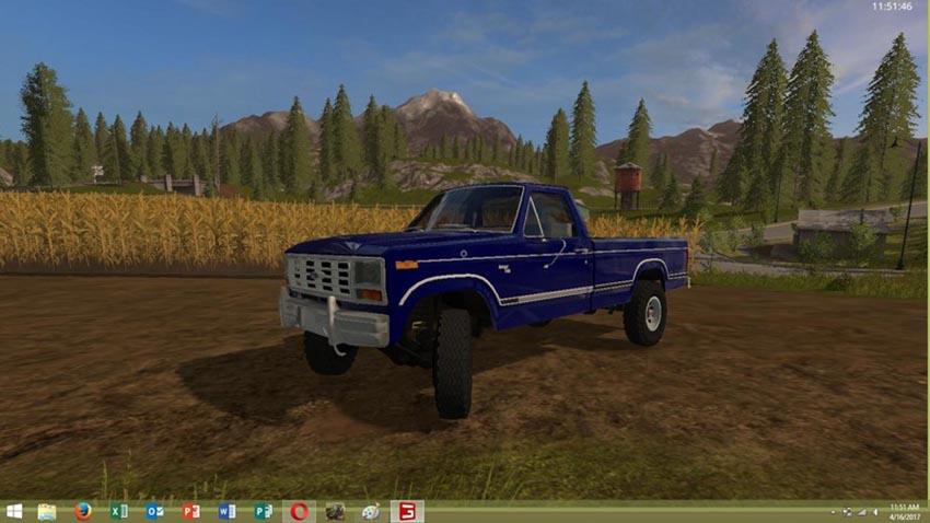 Ford Ranger V 1.0