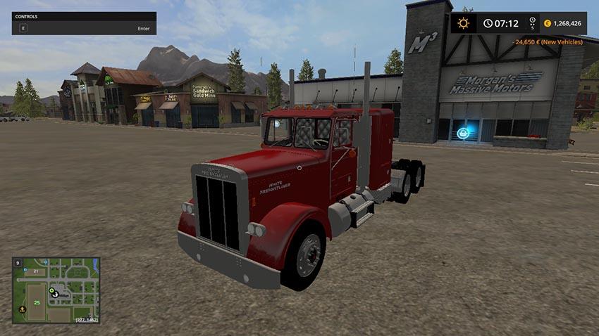 Freightliner WLF v 1.0