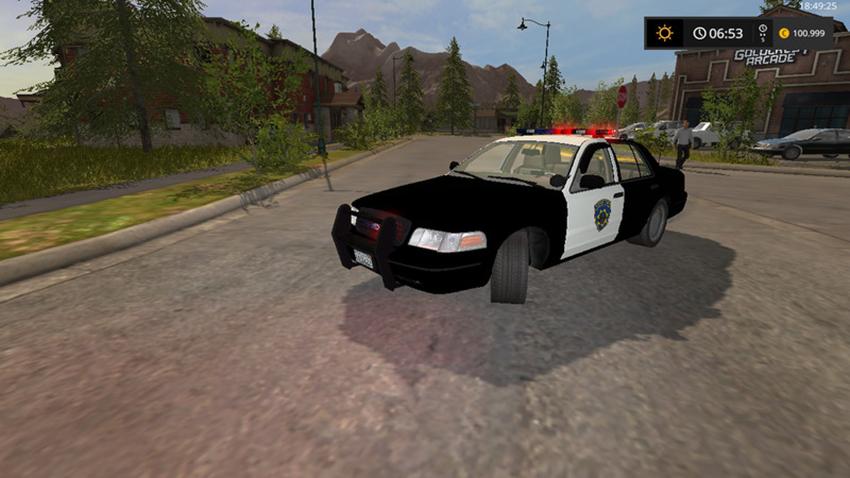 Goldcrest Velly Police V 1.1