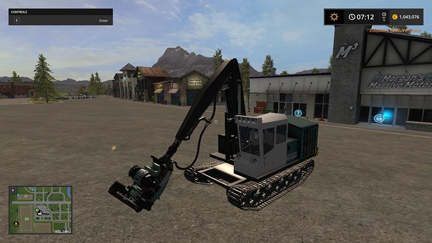 LP19 3B Harvester V 1.0