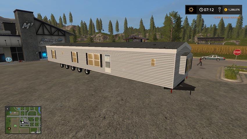 Mobile Home v 1.0