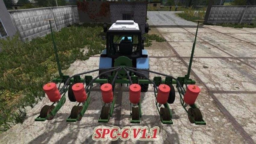 SPF 6 V 1.1