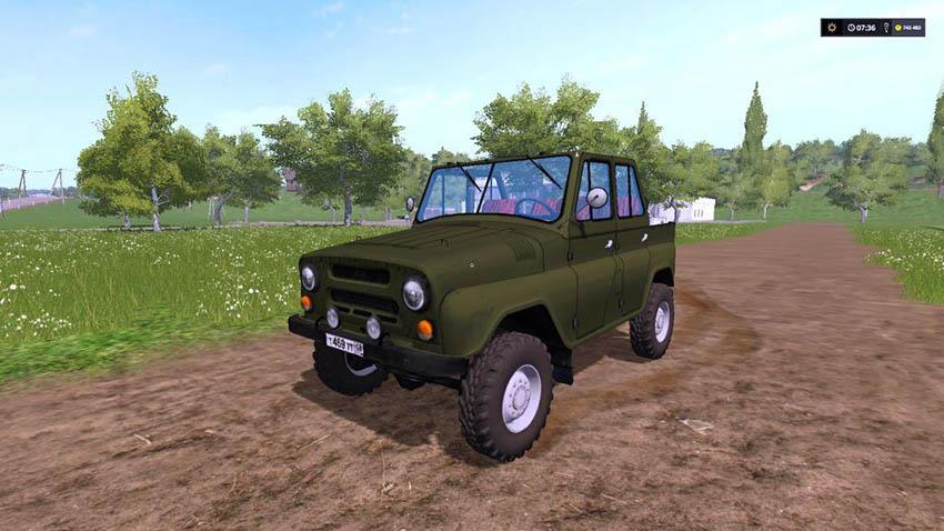UAZ 469 v 1.0