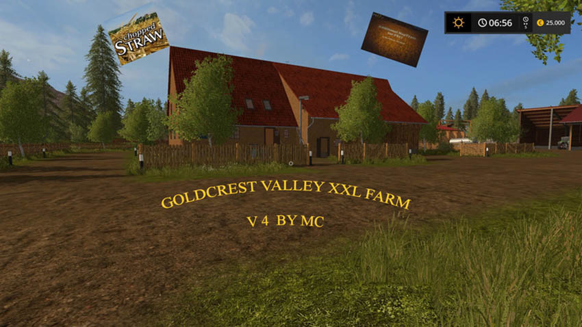 Goldcrest Valley XXL Hof V 4.0
