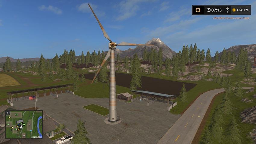 Wind turbine V 1.0