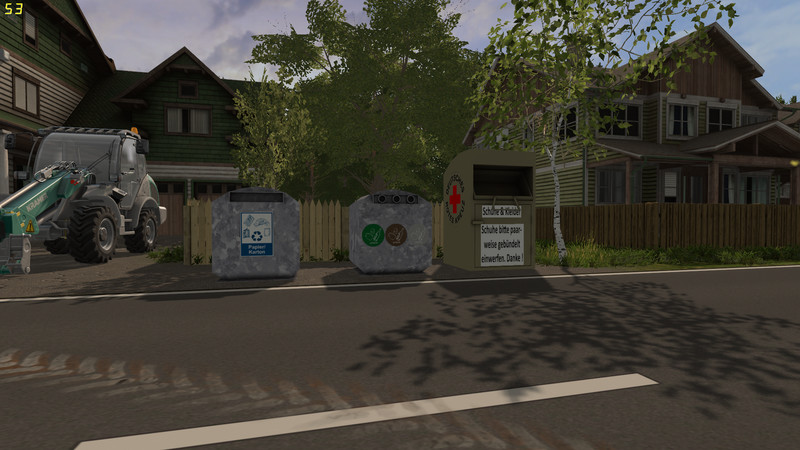Container pack V 1.0
