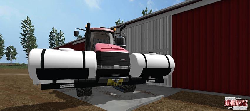 Agri Products Saddle Tanks v 1.0