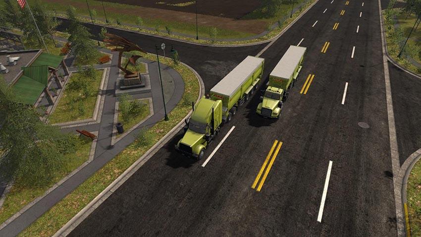 American Truck Pack And Krampe SB3060 v 7.0