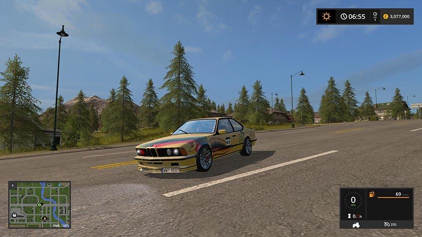 BMW E24 M635 CSi v 1.0