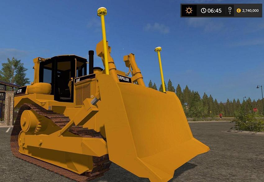 CAT D7R v 2.0
