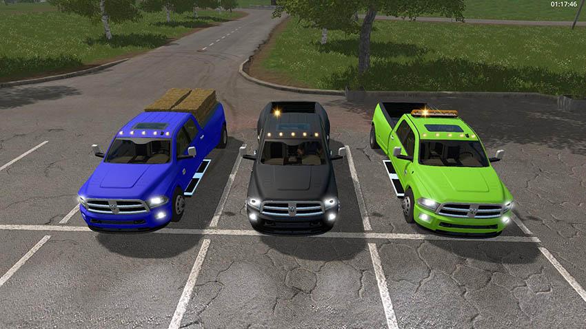 Dodge Ram 3500 Auto v 1.2
