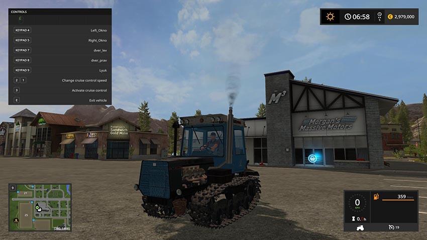 HTZ 181 + Blade V 1.0