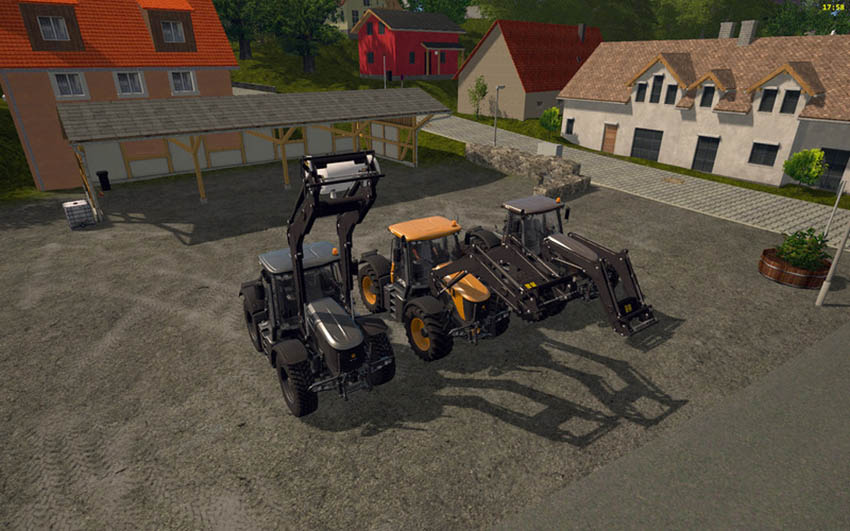 JCB 3000 Chip Tuned V 1.0