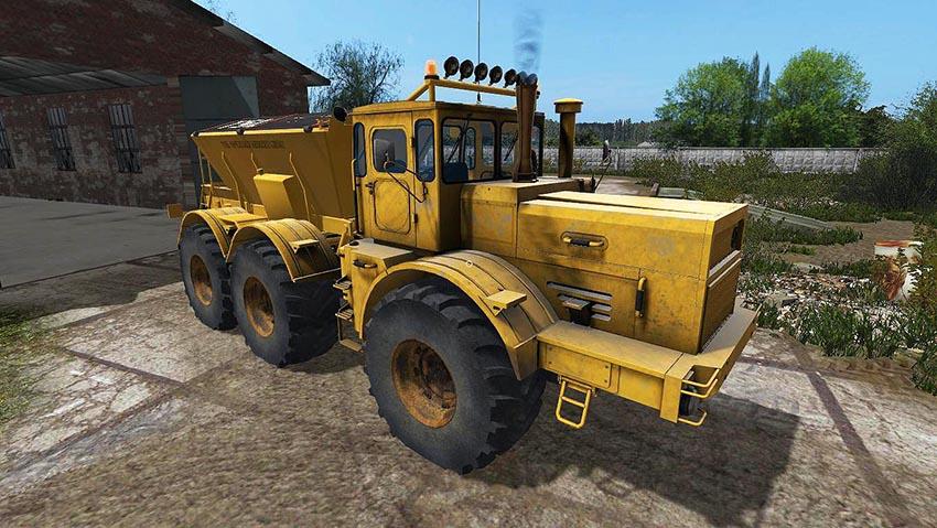 K 701 Fertilizer 6x6 v 1.0