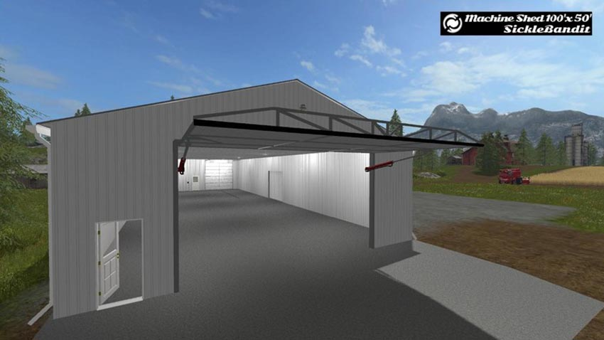 Machine Shed v 1.0