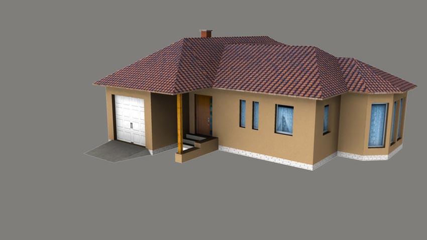 Modern house V 1.0