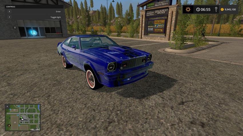 Mustang Cobra V 2.0