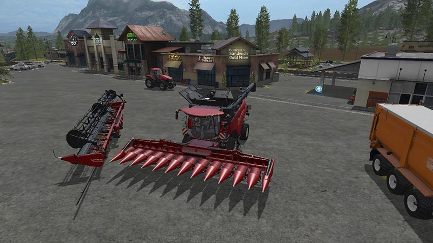 New Holland Pack Fixed v 3.0