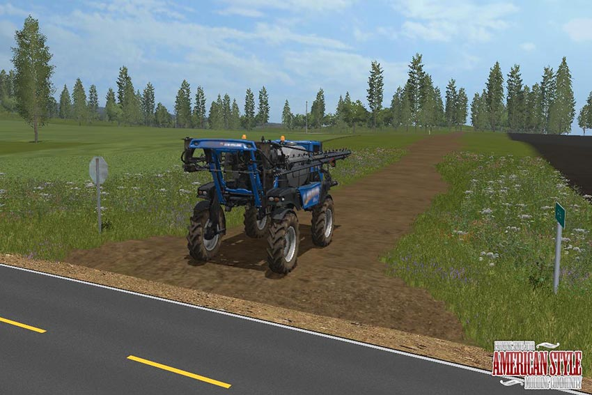 New Holland SP400F Pack v 1.0