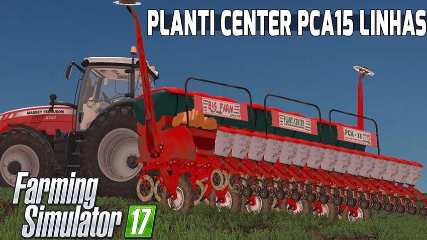 PLANTI CENTER PCA 15 v 1.0