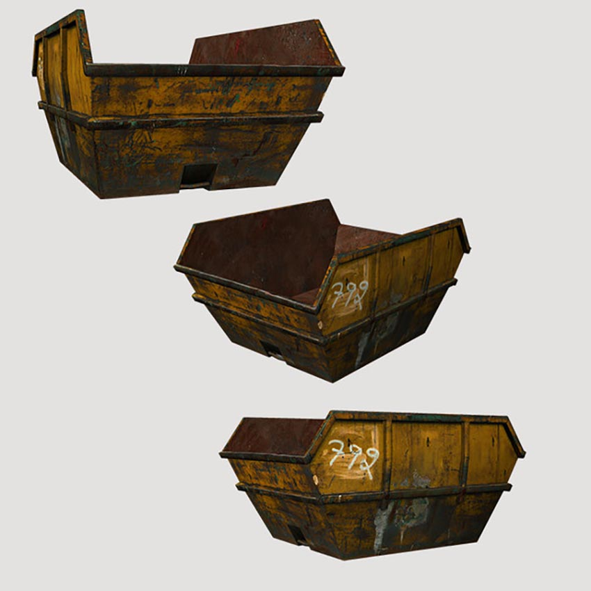 Waste containers V 1.0