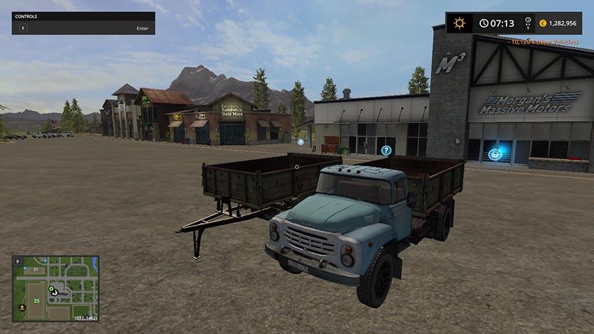 ZiL 130 Pack V 1.1