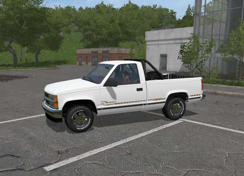 Chevrolet D20 autoload v 1.0