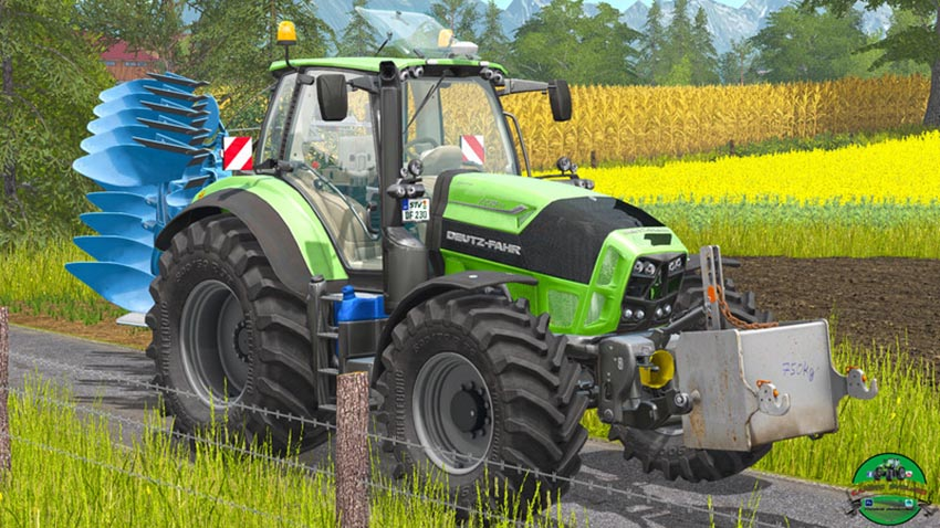 Deutz-Fahr TTV 7 Series V 5.4.1.0