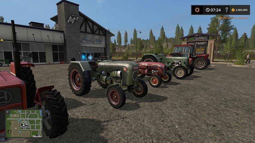 Farming Classics - Expansion v 2.0