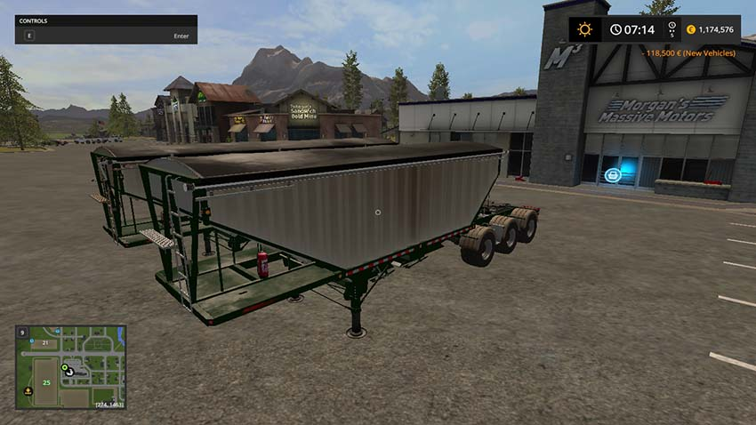 Grain Hopper A and B v 1.0