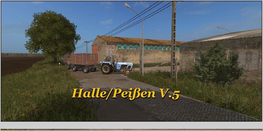 Halle v 5.0