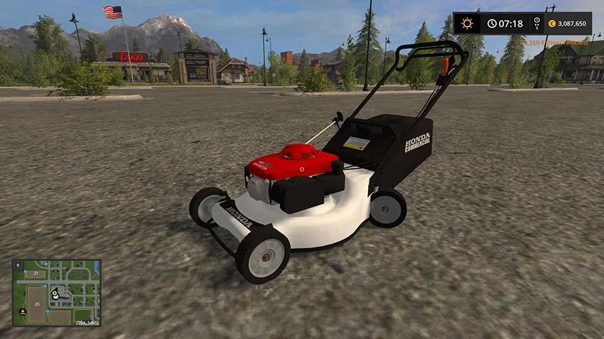 Honda Push Mower v 1.0