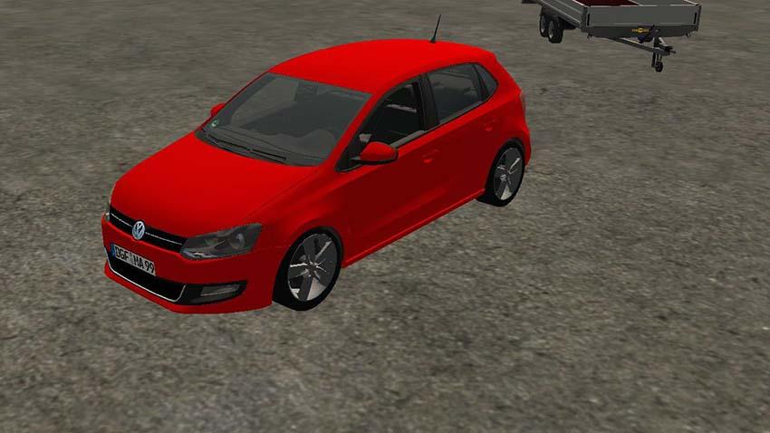 Volkswagen polo 5 tdi v 1.0