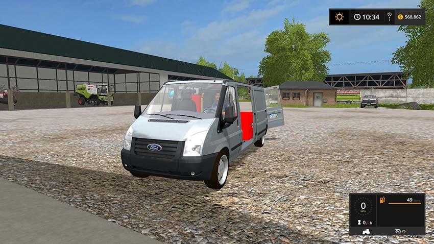 Work Van V 2.0